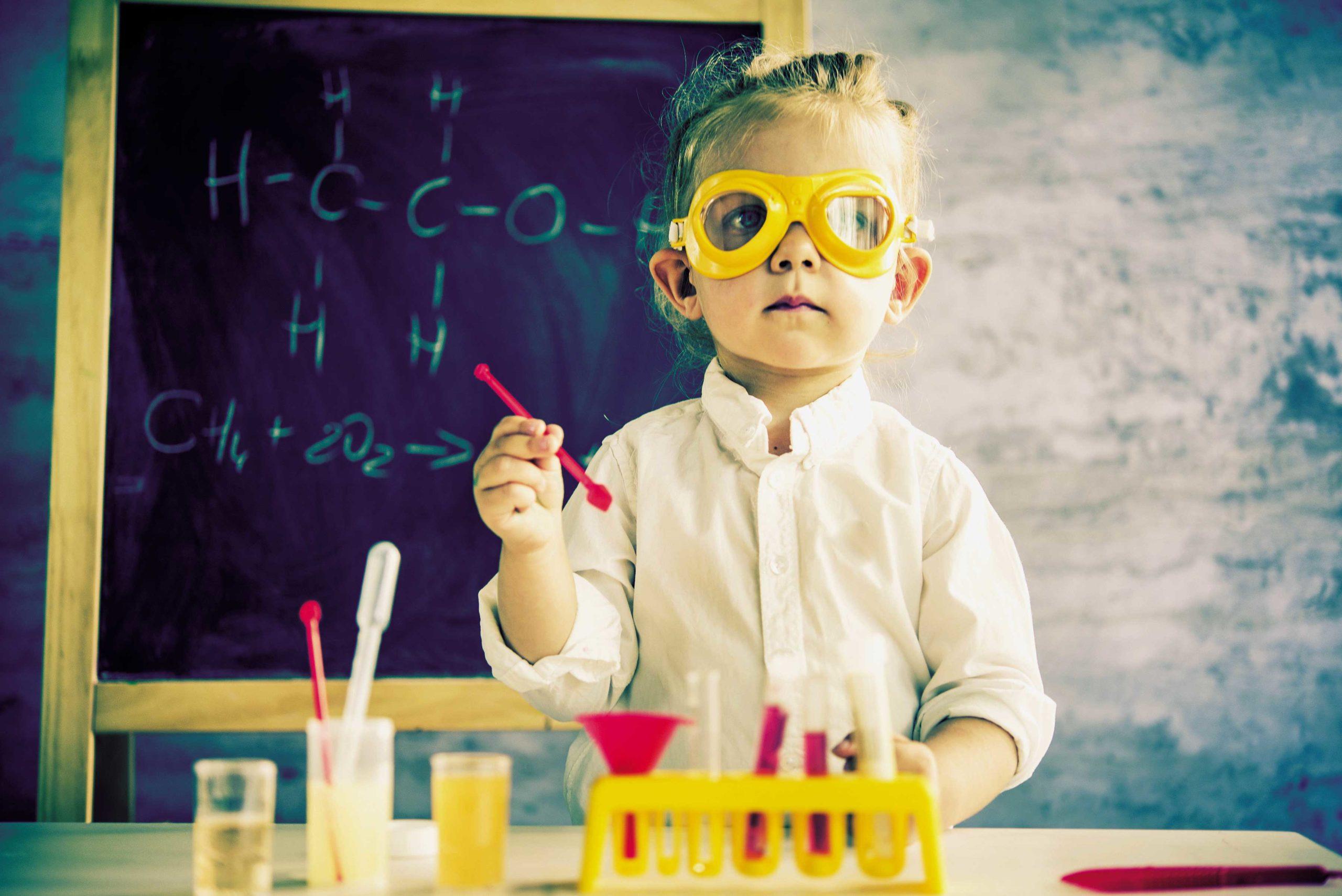 science stem ginger education